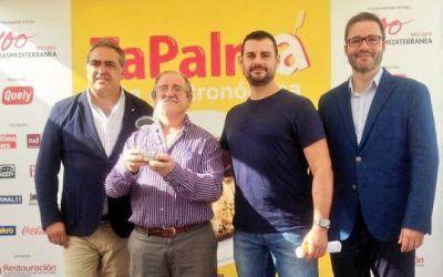 El Restaurante Ca Na Joana gana el TaPalma de Oro 2016