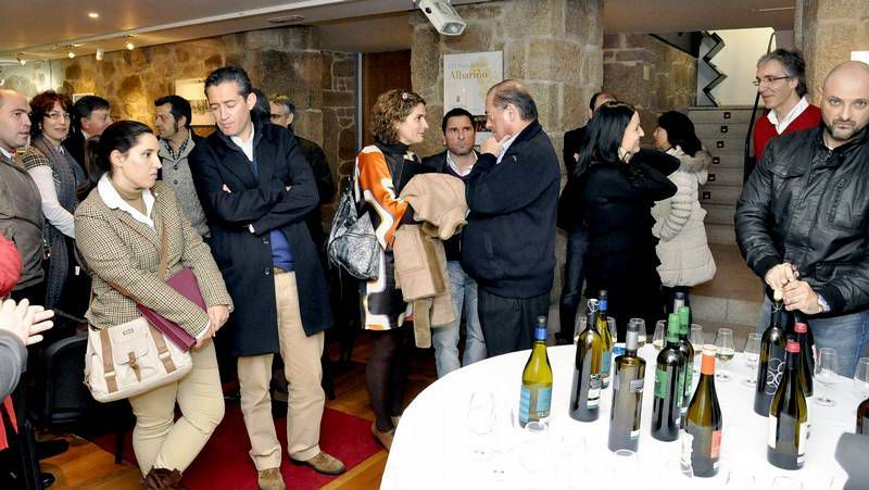 Fiesta del Albariño en el Hotel Cristóbal Colón