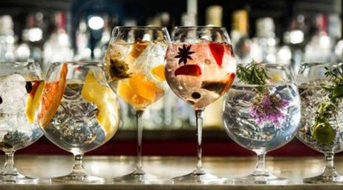 Master Class : El Gin Tónic