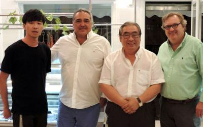La Asociación China en Balears se unen a Restauración Mallorca