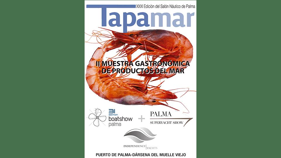 TAPAMAR 2014, II Muestra Gastronómica de Productos del Mar